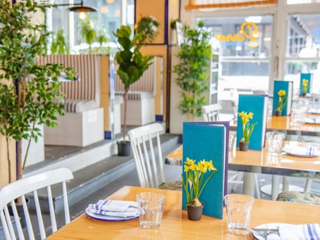 Summer Day Cafe