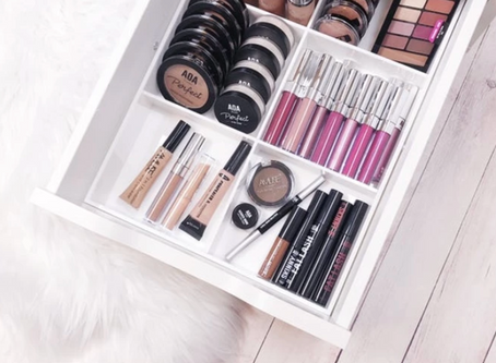 Makeup Drawer Must-Haves