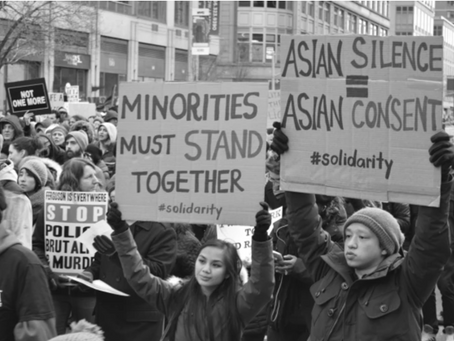 #BlackLivesMatter: Attention Asian Americans, this is your fight too