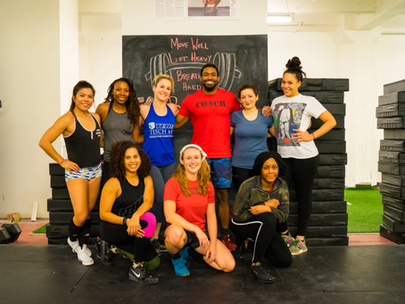 Crossfit: Why Aren't You Doing It?