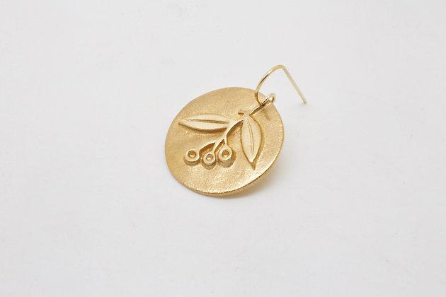 Bibasse dorée (mono boucle)