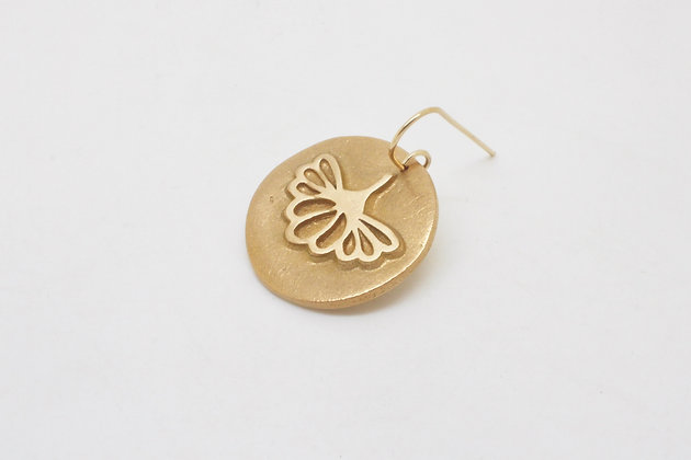 Ombelle dorée (mono boucle)