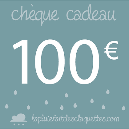 Bon de 100 euros