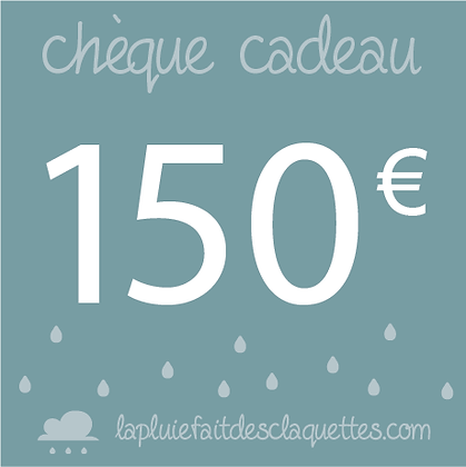 Bon de 150 euros