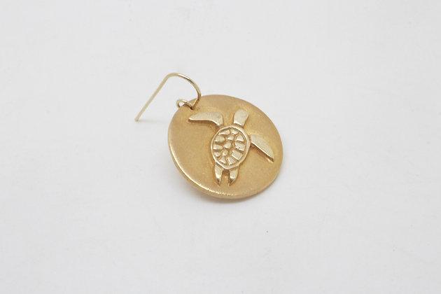 Tortue dorée (mono boucle)