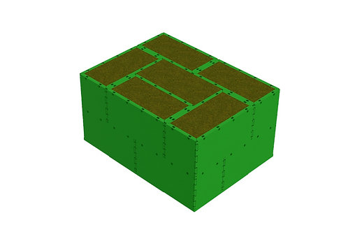 Small Planter (Low)