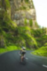 Катание на горных велосипедах