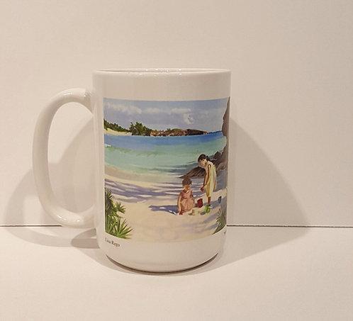 Jobson's Cove | Sandcastle's Mug