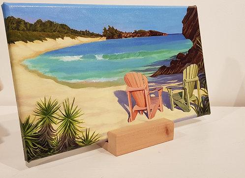 Table-Top Canvas Wraps
