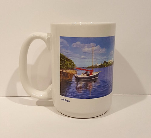 Journey Home | Jew's Bay Mug