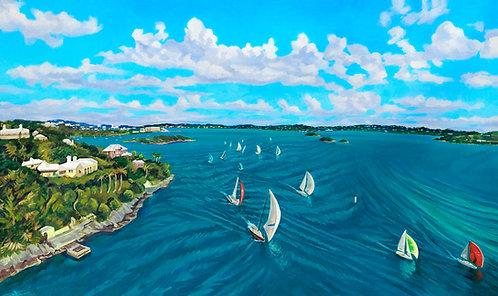 Bermuda Aerial II