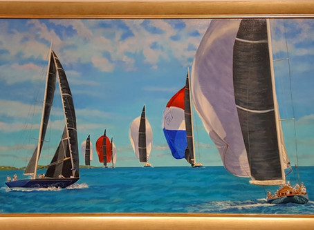 """Completed: :J-Class Yachts - Bermuda"""""""