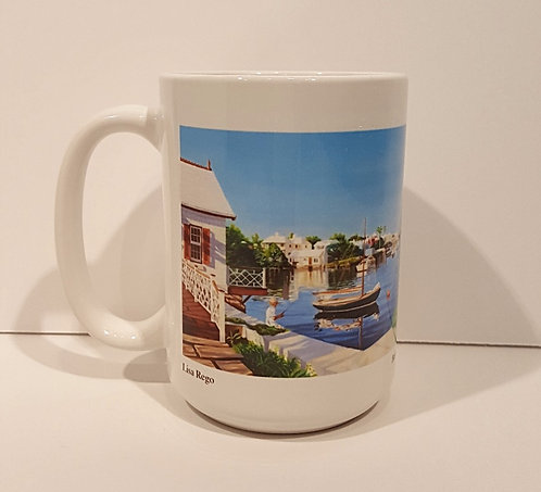 Harbourfront | Spirit of Bermuda Mug