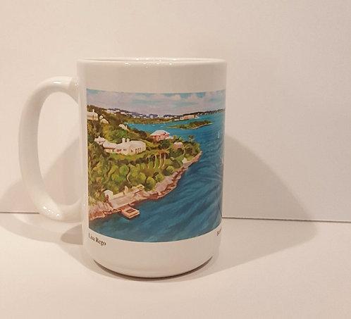 Bermuda Aerial II Mug