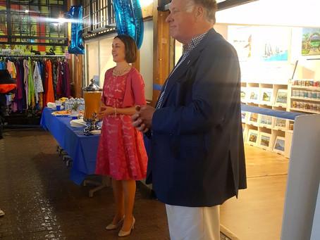 Lisa-Anne Rego's Gallery Anniversary- Celebrating 10 Years!