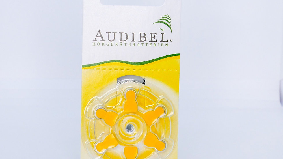 Hörgerätebatterien Audible