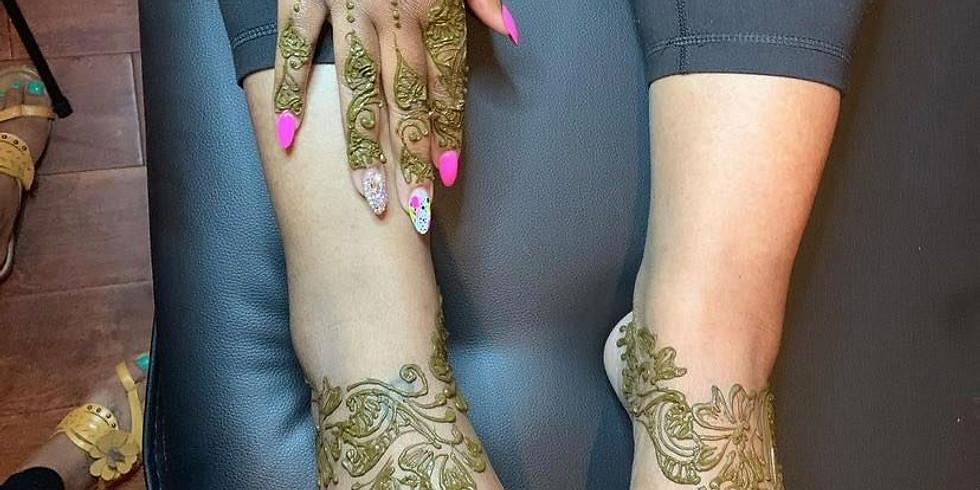 OI Haus of Henna