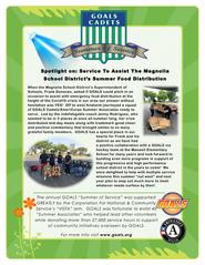 Service _20 Spotlight on Magnolia School