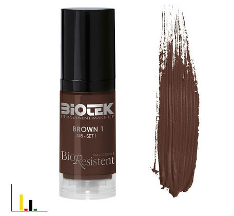 BROWS BROWN 1 10ML