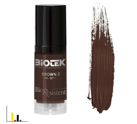 BROWS BROWN 2 10ML