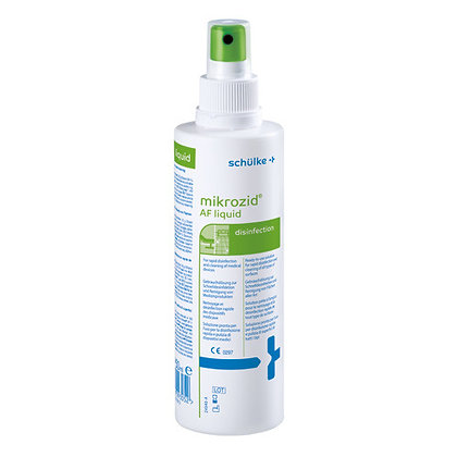 MIKROZID AF liquid Disinfectant Spray Bottle 250 ml