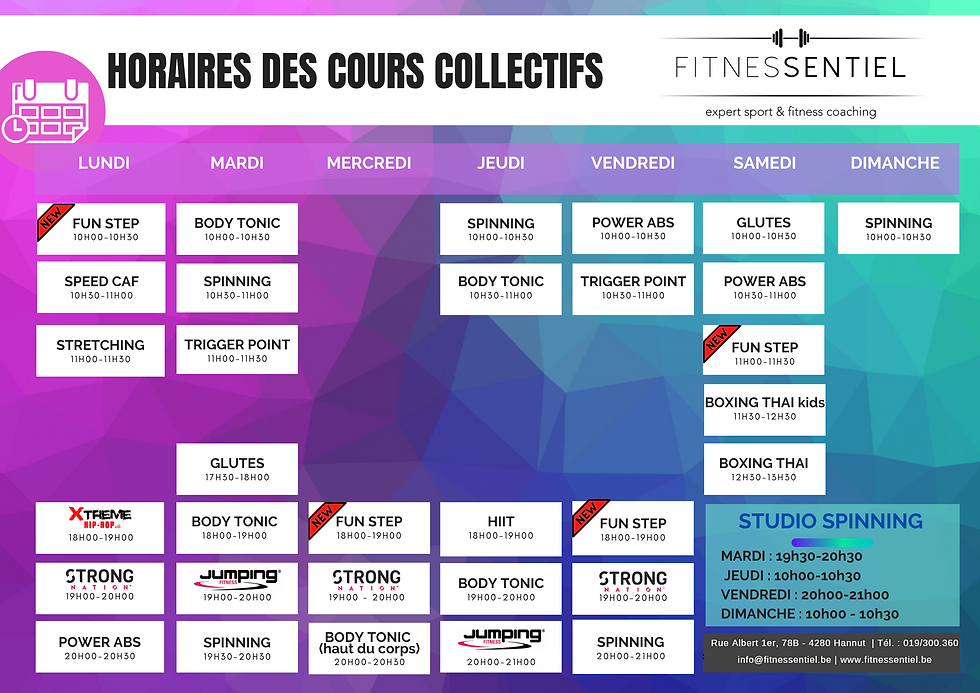 Horaires cours co Sept 2021 (2).png