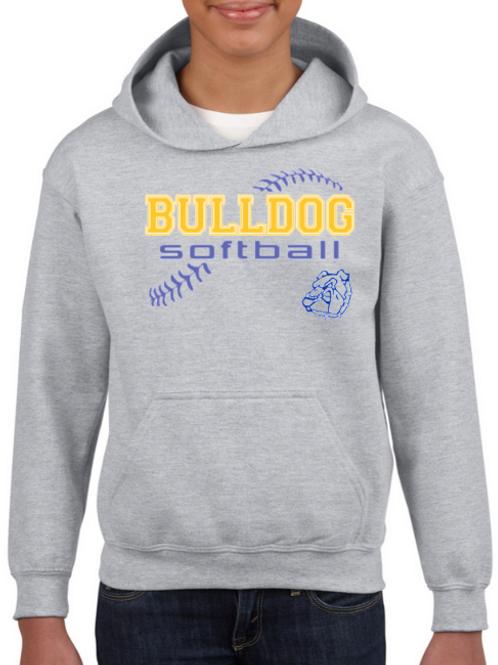 Gildan 18500B Youth Hooded Sweatshirt