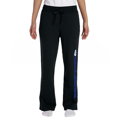 Gildan Women's Open-Bottom Sweatpants