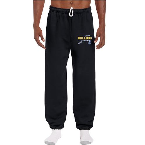 Gildan Adult Sweatpants Elastic Cuff (small design)