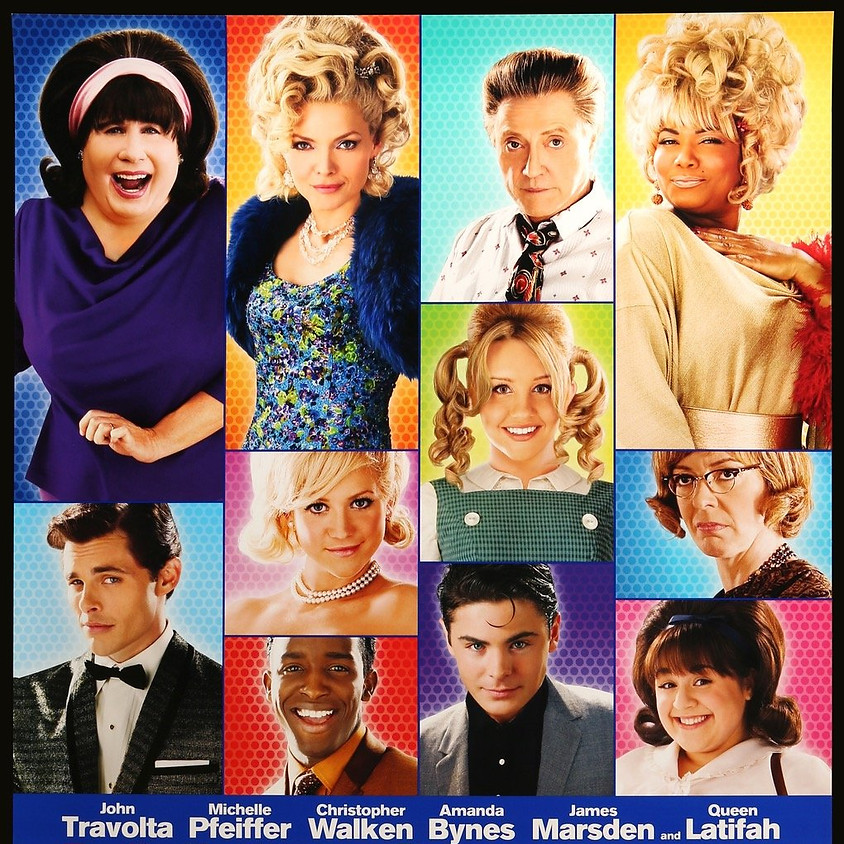 Hairspray (PG) - 7PM Drive-In Liverpool