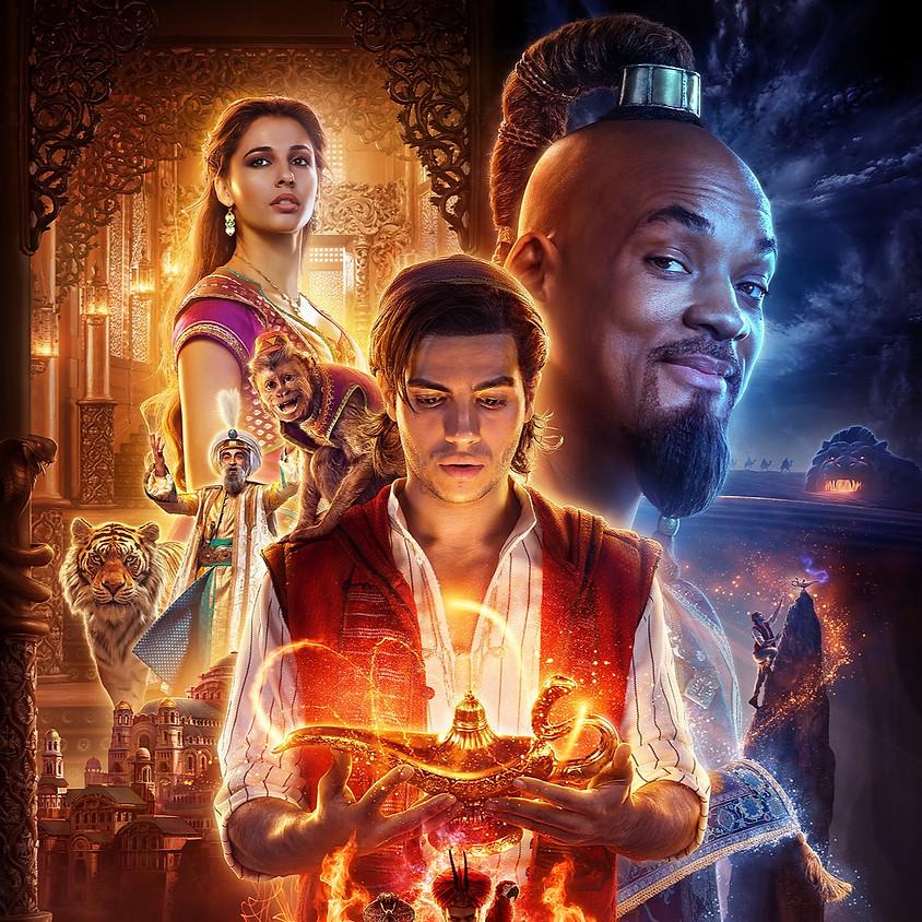 Aladdin (PG) - 7PM Drive-In Liverpool