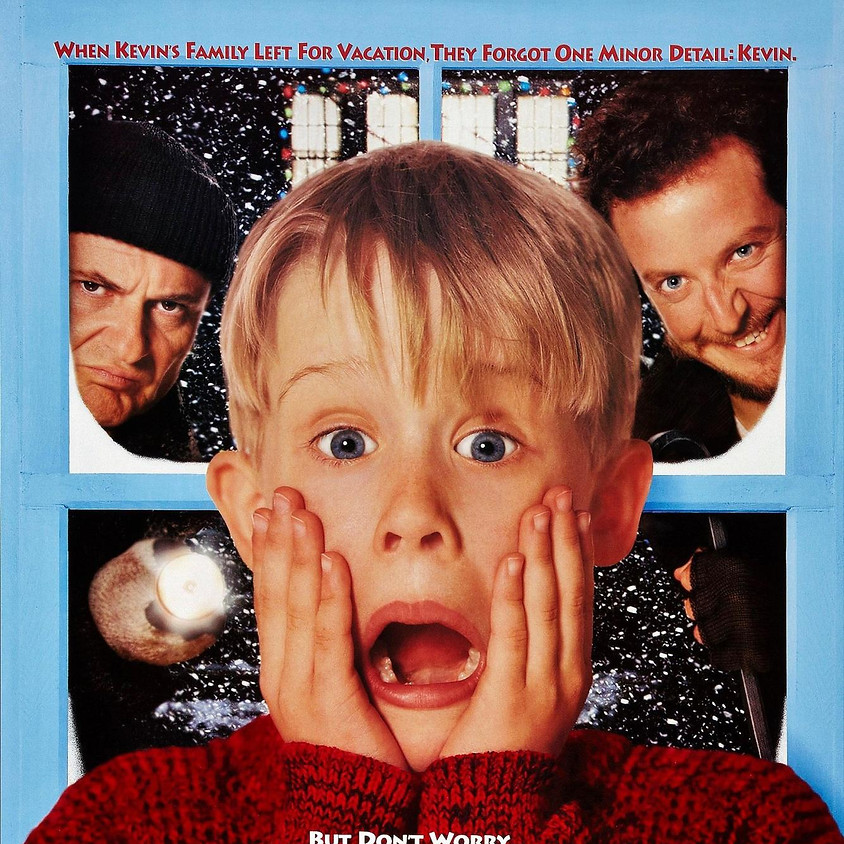 Home Alone (PG) SOLD OUT