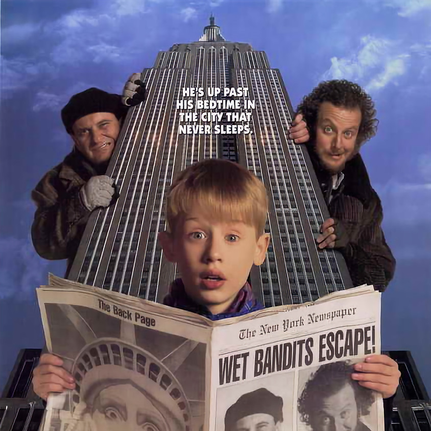 Home Alone 2: Lost in New York (PG)