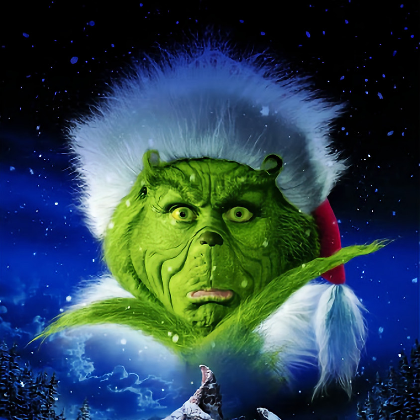 How the Grinch Stole Christmas (PG) SOLD OUT