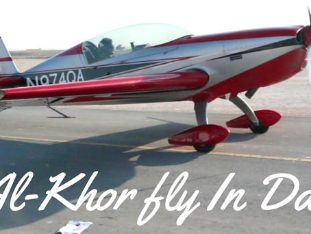 Al-Khor Fly in 2016