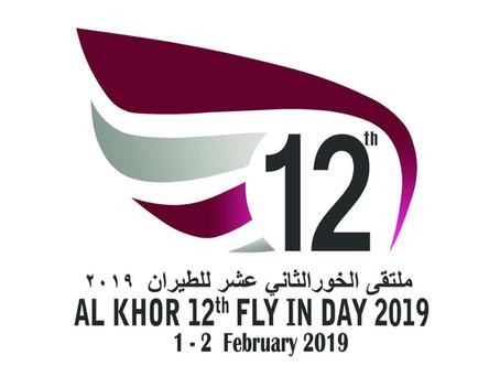Al-Khor Flyin 2019 February 1st & 2nd