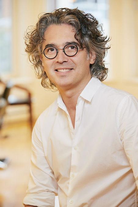 Eric Arrieumerlou - Arrieu Coiffeur - Po
