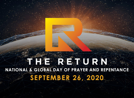 The Return - Global Day of Prayer & Repentance