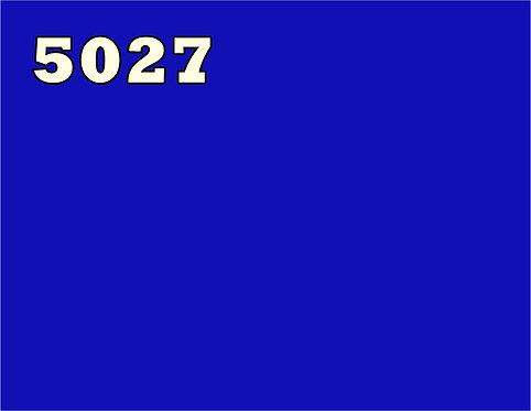 Baumwolle uni einfarbig 5027 blau royalblau