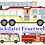 Thumbnail: Feuerwehr Stickdatei