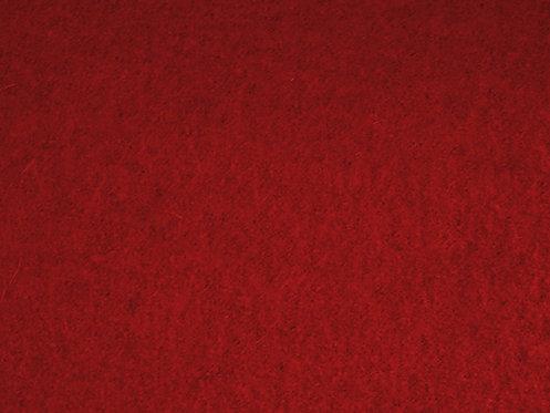 Wolle Walkloden dunkelrot Wollstoff Meterware