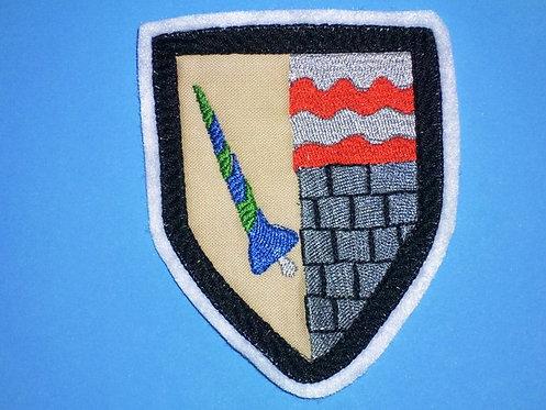Ritter Wappen Aufnäher