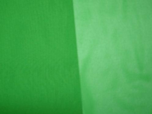 Chiffon matt Meterware grün für Kleider