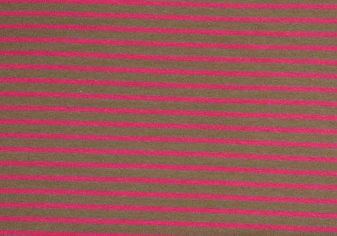 Campan Jersey Streifen grau pink Meterware gestreift Ringel