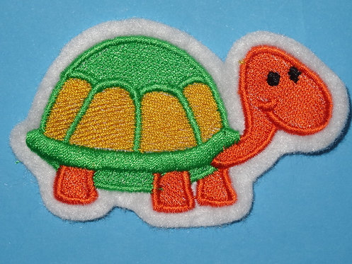 Schildkröten Aufnäher