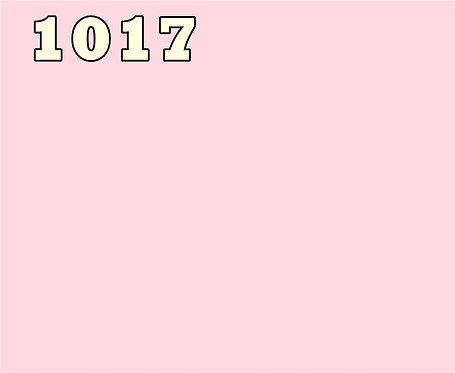 Baumwolle uni einfarbig 1017 zartrosa hellrosa