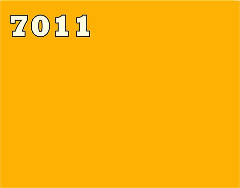Baumwolle uni einfarbig 7011 dunkelgelb