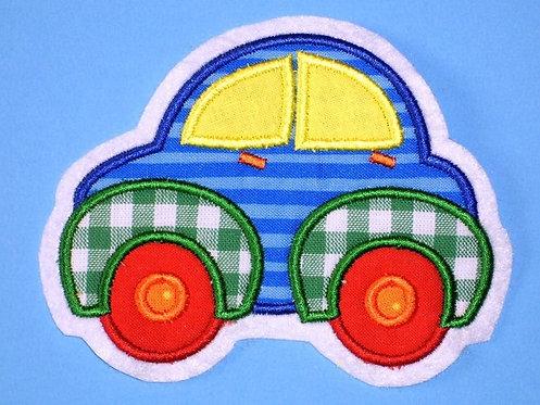 Auto Aufnäher