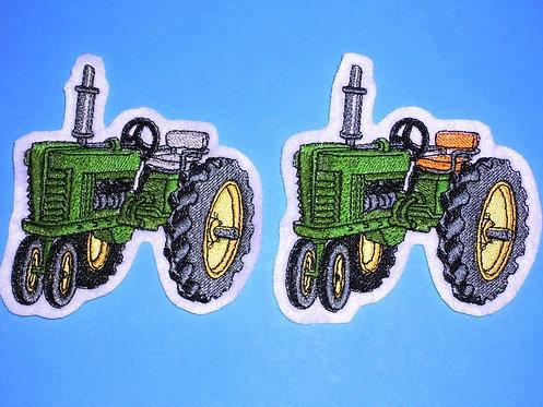 Traktor Aufnäher