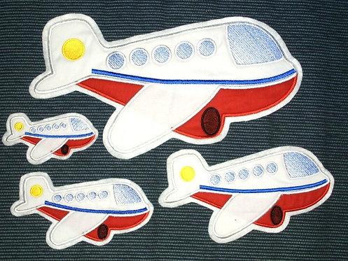 Flugzeug Aufnäher